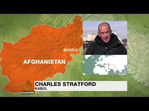 Suicide attack hits Kabul diplomatic area