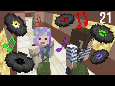 Disc Maze - Minecraft Diversity 2 W  Stacy Ep 21 video