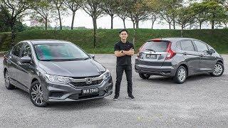 FIRST DRIVE: Honda City and Jazz Sport Hybrid i-DCD - RM85k-RM89k