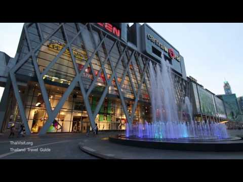 Central World, Bangkok – 6th Largest Shopping Complex in the WORLD – Thailand Travel Guide