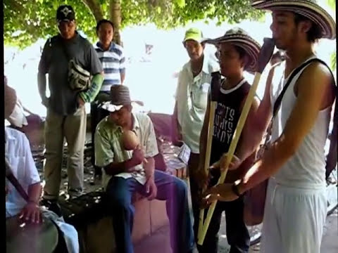 GAITA / HOMENAJE A TOÑO FERNANDEZ / GAITAMBU / LEHELVILL VILORIA. CEL. 3003618759.mpg