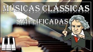 download musica MÚSICAS CLÁSSICAS FÁCEIS NO TECLADO Para Iniciantes
