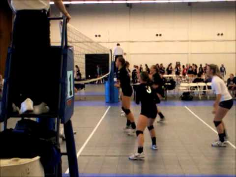 Lindsay Quigley #5 Club Volleyball