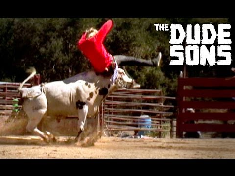 Man Vs. Bull With Johnny Knoxville