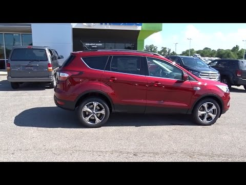 2017 Ford Escape Columbus, Lancaster, Central Ohio, Newark, Athens, OH CP17024