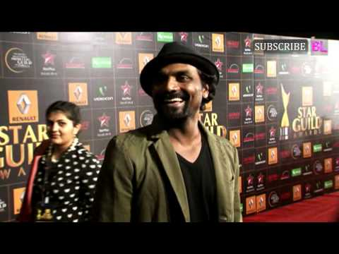 Video | Remo D'Souza | Star Guild Awards Red Carpet 2013