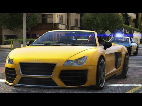GTA 5 PLANES, TRAINS & AUTOMOBILES! (Grand Theft Auto 5 Vehicles)