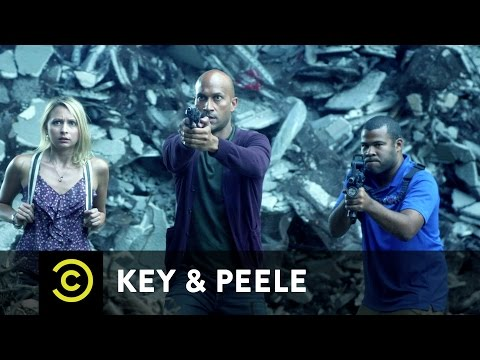 Key & Peele - Alien Imposters video