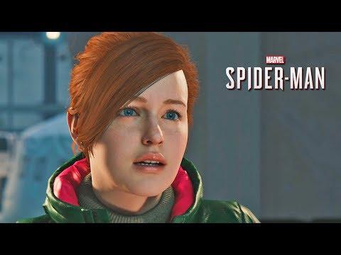 SPIDER-MAN PS4 #18 | MARY JANE SUA COSCUVILHEIRA (4K/PORTUGUÊS)
