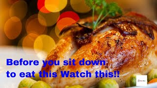 Watch this before you eat your Turkey-Health news #Breaking news  #salmonella turkey outbreak