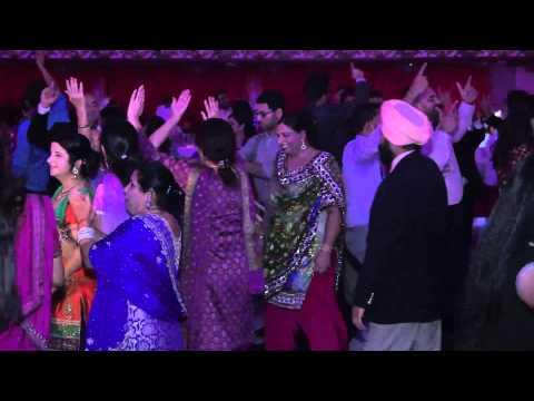 Punjabi Wedding Djs 4 video