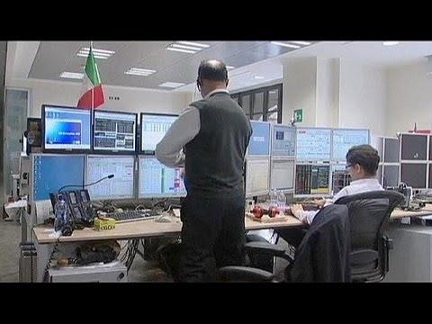 Rebaja a la nota soberana italiana por parte de Standard & Poor's - economy