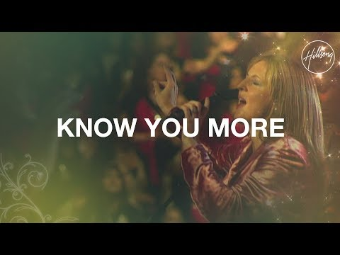 Darlene Zschech - Know You More