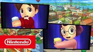 YO-KAI WATCH? 3 - Launch trailer (Nintendo 3DS)