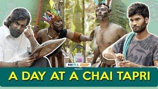 Download Song A Day At A Chai Tapri | Ft. Nikhil Vijay & Saad Bilgrami | RVCJ Free StafaMp3