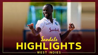 Highlights | West Indies vs Sri Lanka | Nissanka Hits Debut Hundred | 1st Sandals Test Day 4 2021