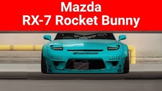 CSR Racing 2 | Upgrade and Tune | Mazda RX 7 Rocket Bunny
