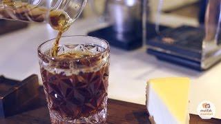 Japanese Cold Drip Coffee Tarifi - Barista Özkan Yetik