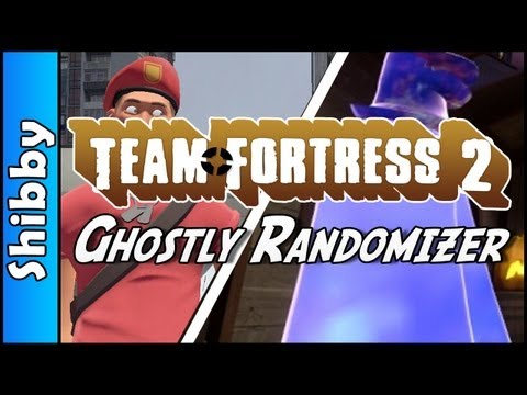 TF2 : Ghostly RANDOMIZER (Team Fortress 2 Mod)