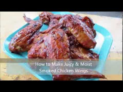 How to Smoke Chicken Wings & Honey Badger BBQ Sauce Review