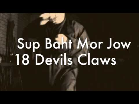 18 Devils Claw - Hung Mo Omei