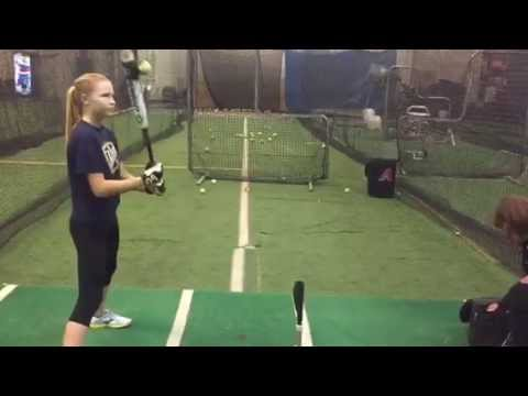Swing Mechanics Softball Softball Swing Mechanics