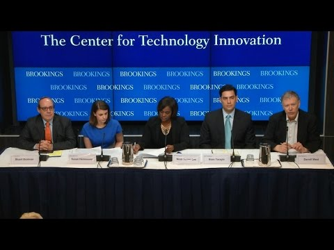 Technology policy and the Trump administration