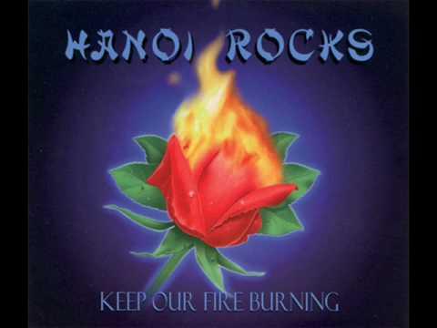Hanoi Rocks - Beating Gets Faster