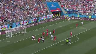 Set Play Analysis - Corner Goals Clip 5 - FIFA World Cup™ Russia 2018