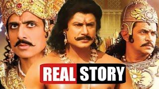 Kurukshetra Movie Real Story Explained ¦ Darshan ¦ Ambreesh ¦ Ravichandran
