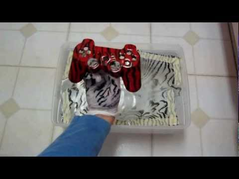 How to mod your controller - Mydipkit how to diy hydrographics