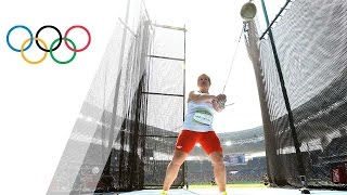 Rio Replay: Women's Hammer Final