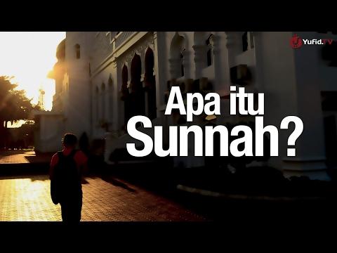 Ceramah Singkat: Apa itu Sunnah? - Ustadz Muhammad Elvy Syam, Lc.
