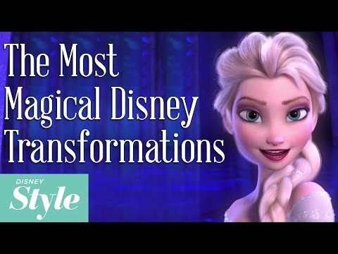 Most Magical Disney Transformations