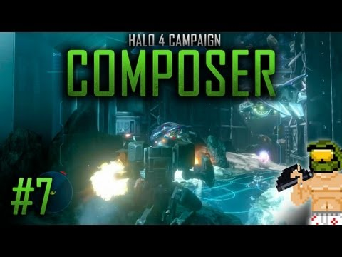 Halo 4 Campaign - Composer Legendary Speedrun