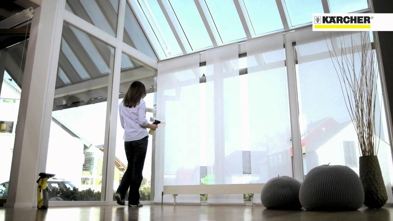 k rcher fensterreiniger wv verl ngerung produktvideo youtube. Black Bedroom Furniture Sets. Home Design Ideas
