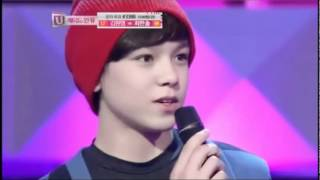 Half Korean Boy Looks Like TOP of BIGBANG