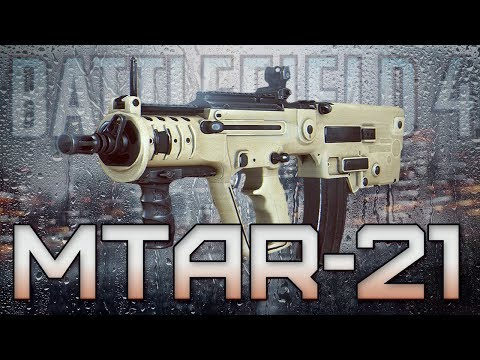 BF4 MTAR-21 Review (PC & XBOX ONE Gameplay)