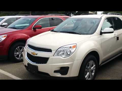 2014 Chevrolet Equinox and Traverse for Patti by Wayne Ulery