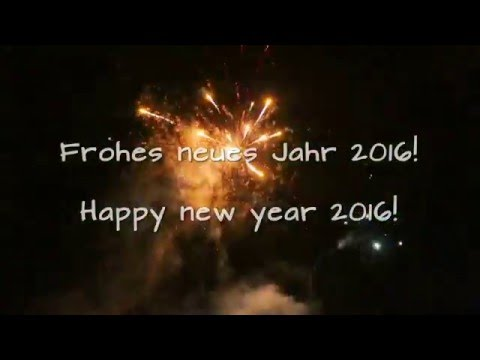 download lagu Frohes Neues Jahr 2016  Happy New Year 2016 gratis