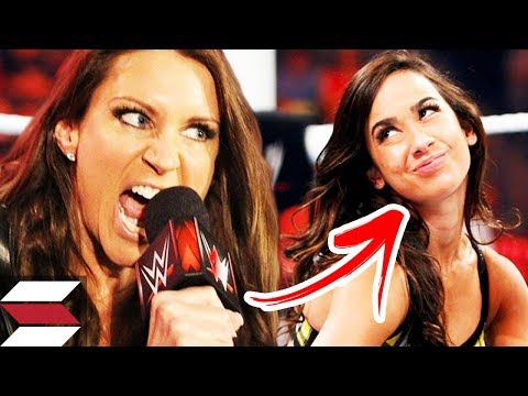 10 Things Stephanie McMahon Doesn't Want You To Know About Ex-WWE Divas thumbnail