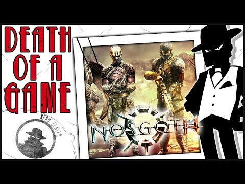 Death of a Game: Nosgoth (Legacy of Kain)