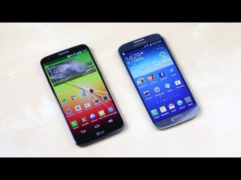 LG G2 vs. Samsung Galaxy S4: Benchmark | SwagTab