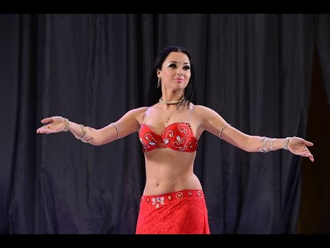 Superb Hot sexy Arabic Belly Dance ANNA PETROVA