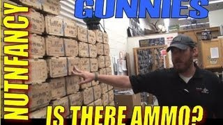 Firearmageddon Update: Gunnies' Black Rifles, Is There Ammo?