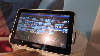 CES2010: MSI Android tablet