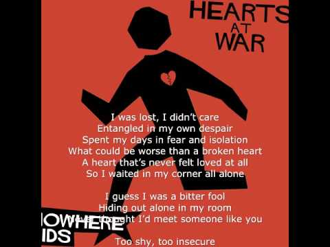 Hearts At War - Butterfly