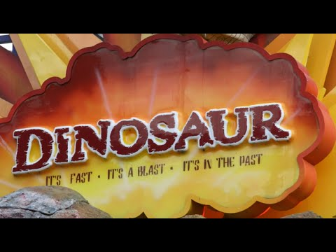 D-Tales #6 - Dinosaur / Countdown to Extinction Hidden Disney History at Disney's Animal Kingdom