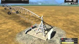 Pivot, Irrigation, System, Farming, Simulator, 2011