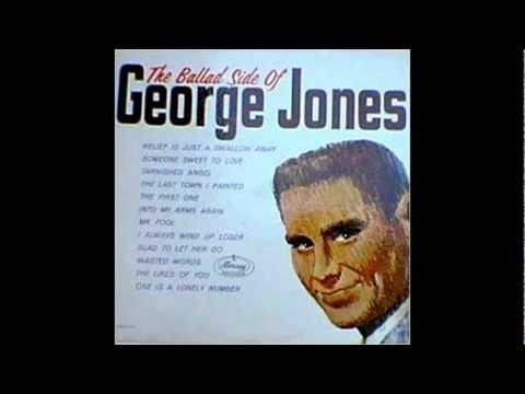 George Jones - The Last Town I Painted